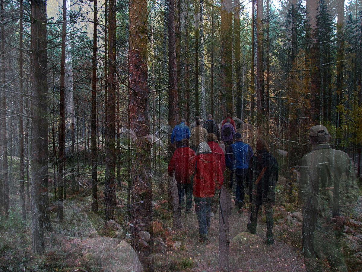 Holger Frisk: Espoon ihmiset ja luonto 1