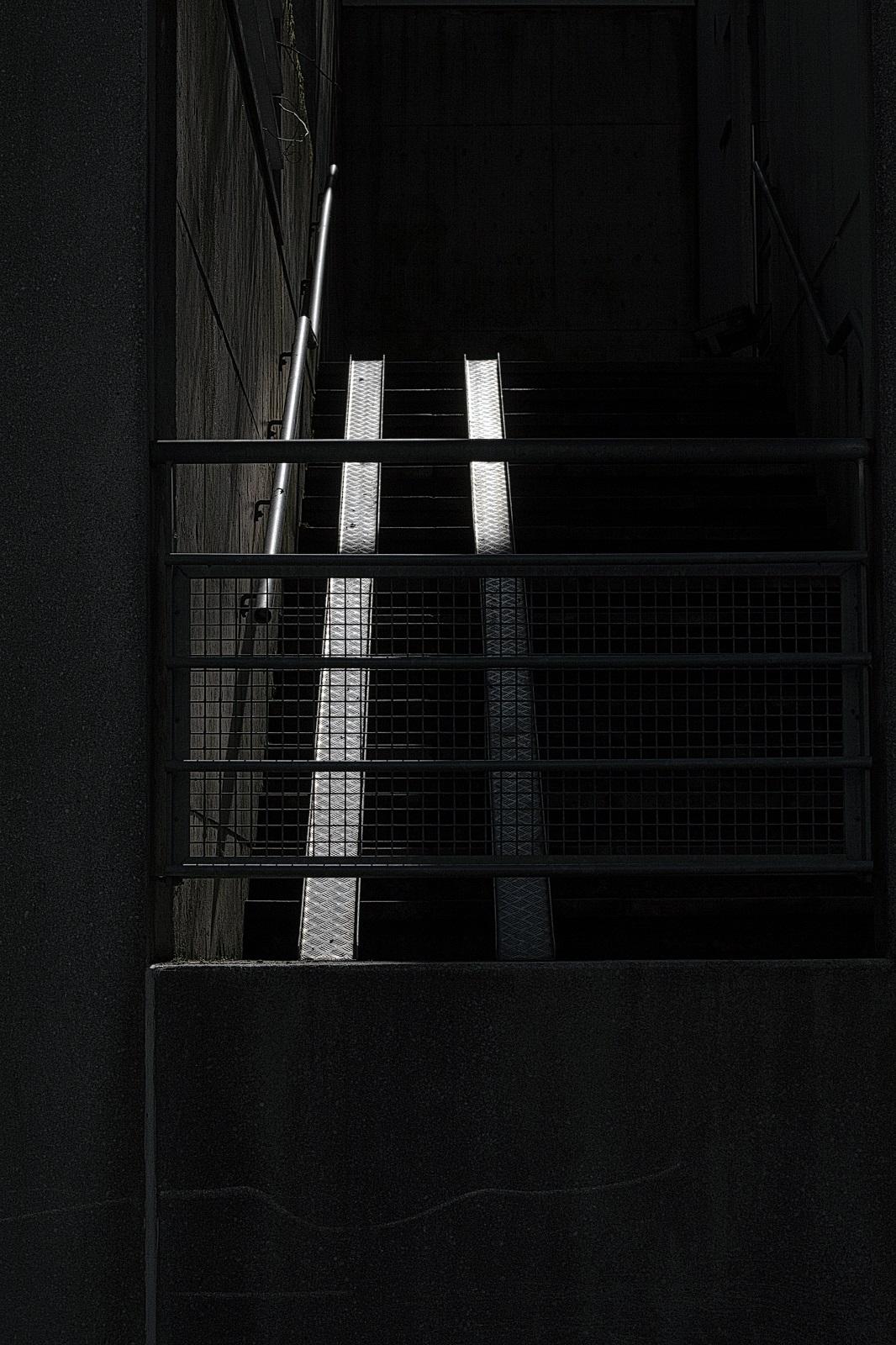 Nimi: Portaista, Kuvaaja: Esa Suomaa