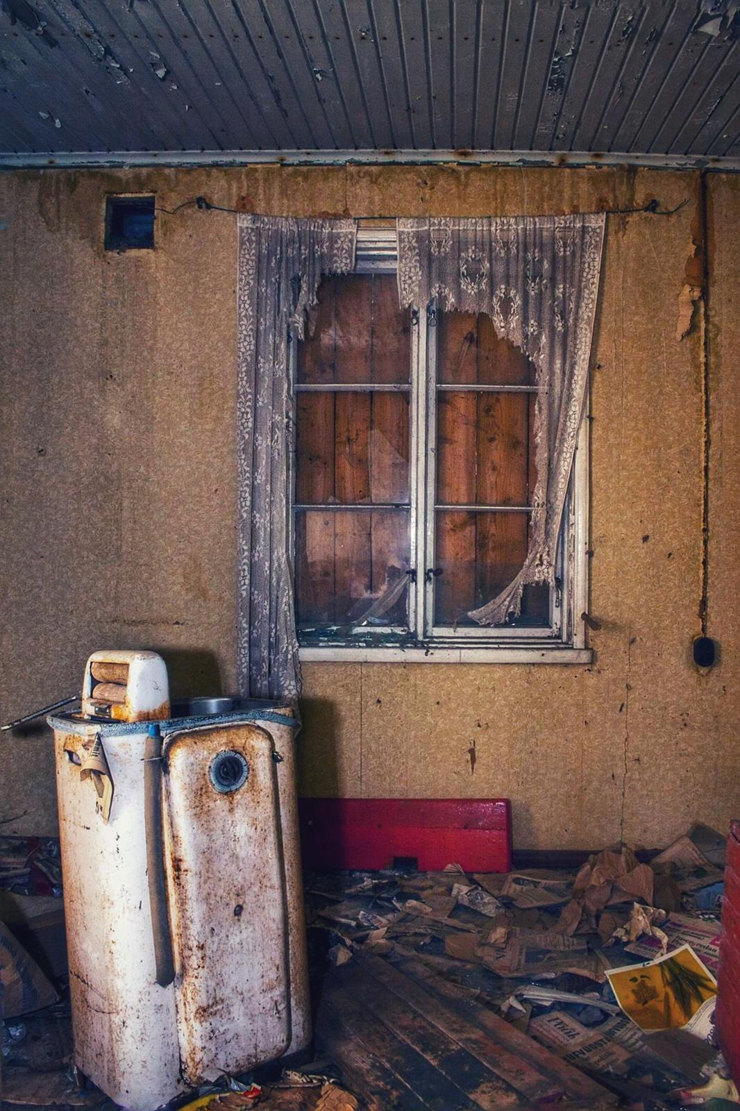 Nimi: Ikkunoista3, Kuvaaja: Esa Suomaa