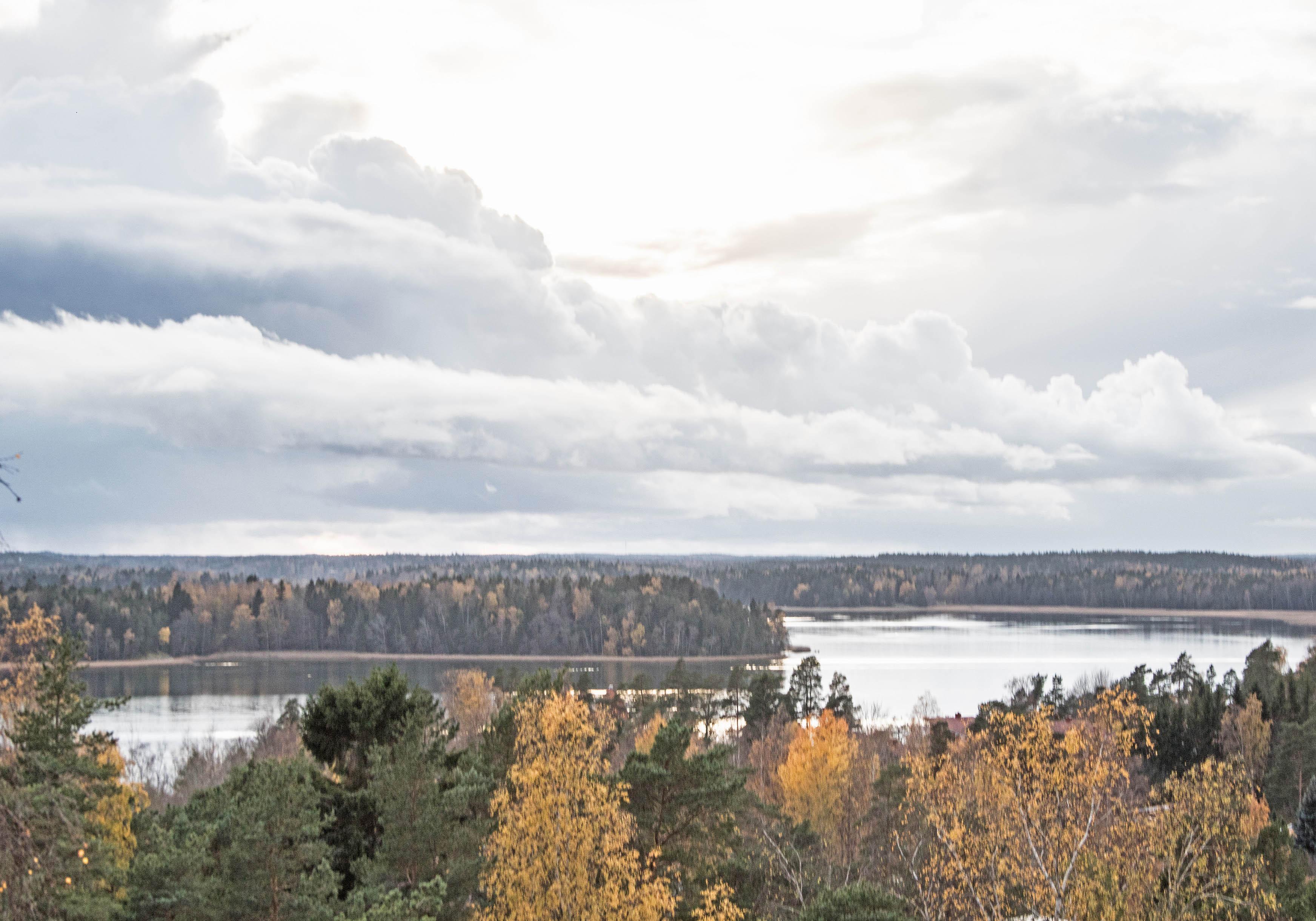Nimi: Espoonlahti ruska-aikaan, Kuvaaja: Kari Heino