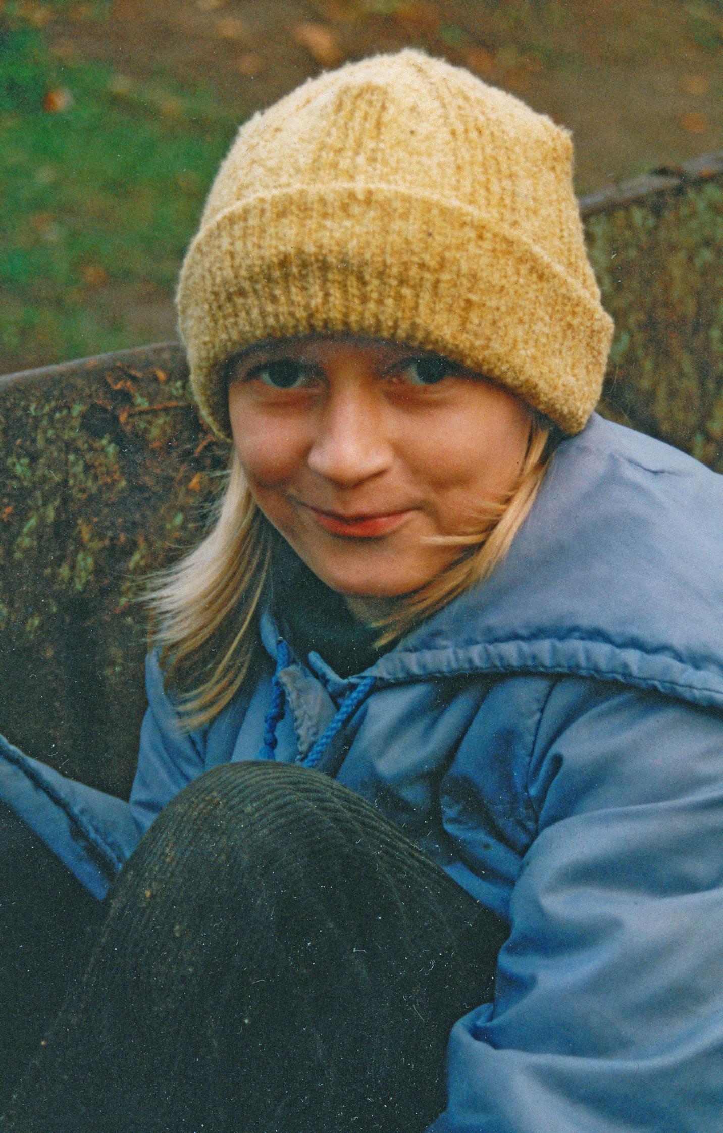 Nimi: Elisa, Kuvaaja: Kari Heino