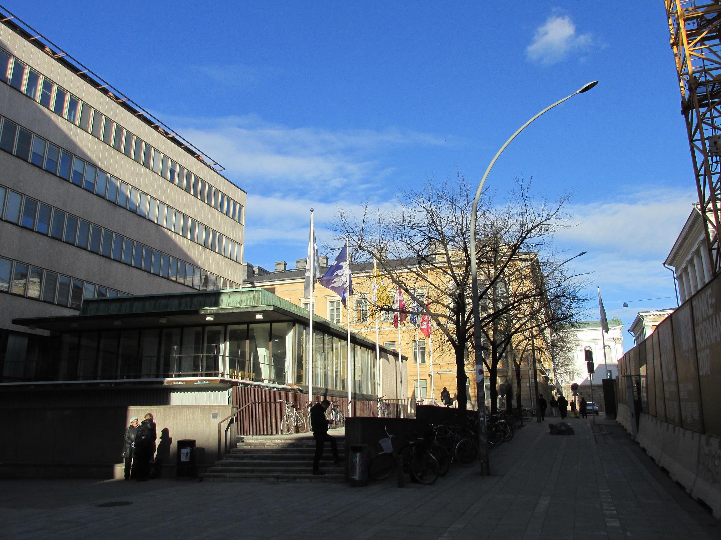 Nimi: Valoa ja varjoa Helsingissä 2017 1 , Kuvaaja: Tarja Kaltiomaa