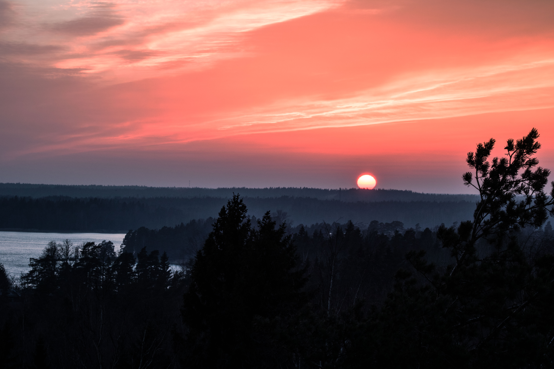 Nimi: Auringonlasku Kari Heino, Kuvaaja: Kari Heino